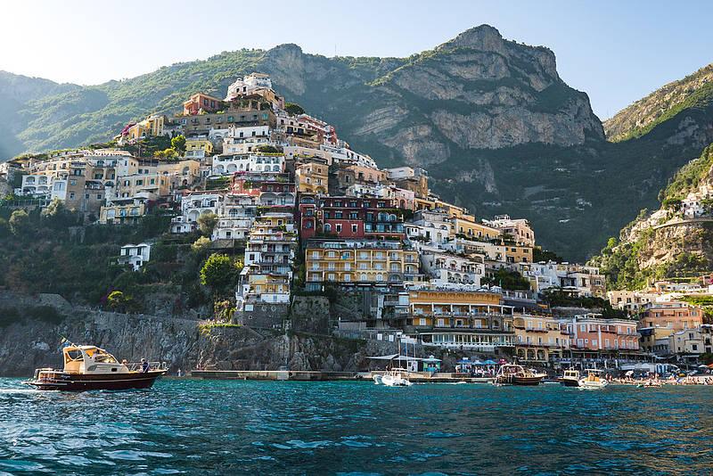 2e4b72541a Sorrento Coast and Amalfi Coast boat tour from Naples. From: Naples ...