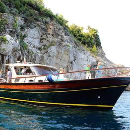 You Know! - Sorrento Coast and Amalfi Coast boat tour from Naples