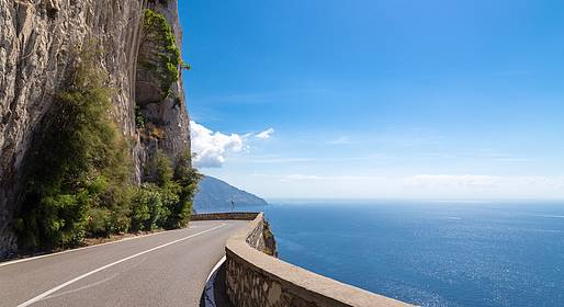 Astarita Car Service - Private Tour from Positano to the Amalfi Coast