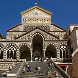 Amalfi Coast Boat Tour from Rome