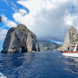 You Know! - Capri Boat tour from Naples