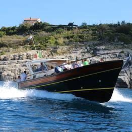 Boat Tour of Sorrento