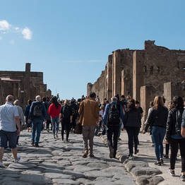 Private Guided Visit to Pompeii Ruins (2/3 hours)