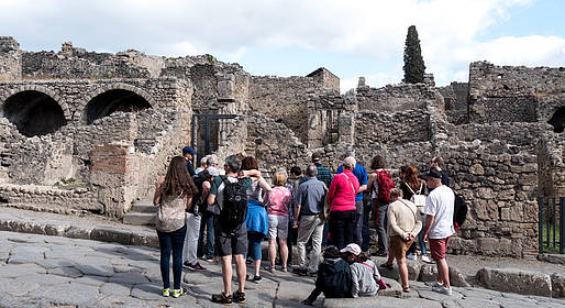 Sunland Travel - Visit to Pompeii Ruins with Private Guide (2/3 hours)