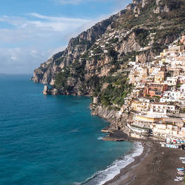 Sunland Travel - Shared Cruise to Positano from Amalfi - 4 hours