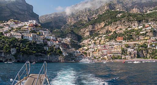 Sunland Travel - Shared Cruise to Positano from Amalfi/Minori/Maiori