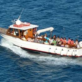 Shared Cruise to Positano from Amalfi - 4 hours