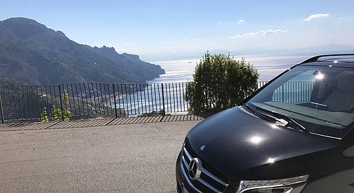 Eurolimo - Private transfer Naples - Praiano or vice versa