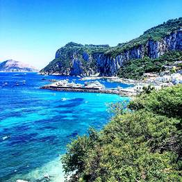 Capri Tour Information - Shared Guided Tour of Capri