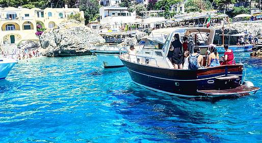 Capri Tour Information - Capri Private Tour by Land and Sea (Boat + Taxi)