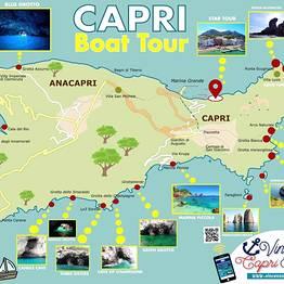 Vincenzo Capri Boats - Gozzo Boat Tour of Capri