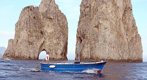 Vincenzo Capri Boats - Capri private Gozzo boat tour for a unforgettable day!!