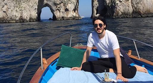 Vincenzo Capri Boats - Capri boat tour half day or full day with private boat