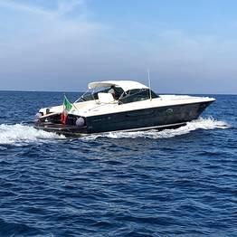 Ischia Charter Giosymar - Tour of Ischia by Luxury Speedboat
