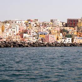 Boat Tour of Ischia + Procida