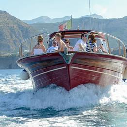 You know! - Tour in Barca in Costiera Amalfitana da Sorrento