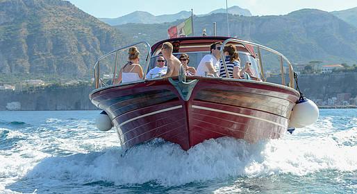 You Know! - Amalfi Coast Boat Tour from Sorrento