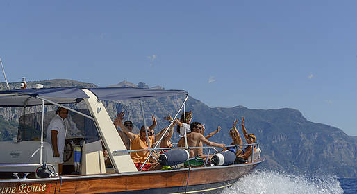 You Know! - Amalfi Coast Boat Tour from Sorrento