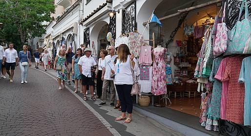 Travel Etc  - Tour serale di gruppo a Positano