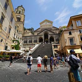 Travel Etc  - Small-group Bus Tour of the Amalfi Coast from Naples