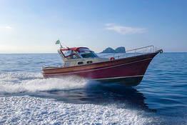 Tour privato in gozzo a Capri