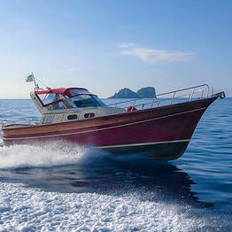 Grassi Junior Boats - Tour privato  in gozzo - Capri