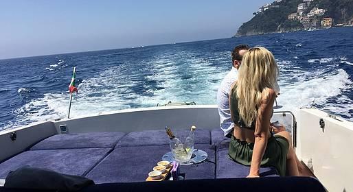 Grassi Junior Boats - Tour privato su Itama 38 dalla Costiera a Capri