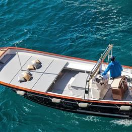 Capri Relax Boats - Tour da Ilha de Capri em barco particular (7.80 mt)