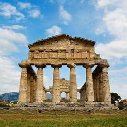 Goldentours - Paestum and Bufalo farm - from Sorrento
