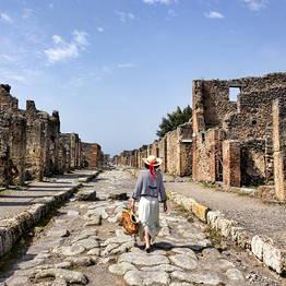 You know! - Tour di Pompei e del Vesuvio - Da Capri