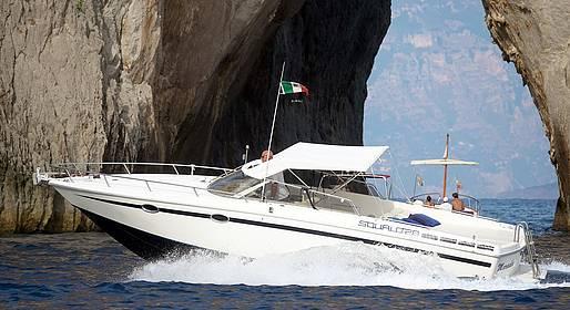 Vincenzo Capri Boats - Costiera Amalfitana in motoscafo, partenza da Capri