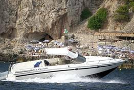 Capri and Amalfi Coast Tour by Speedboat