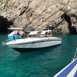 Vincenzo Capri Boats - Naples-Capri Speeboat Transfer