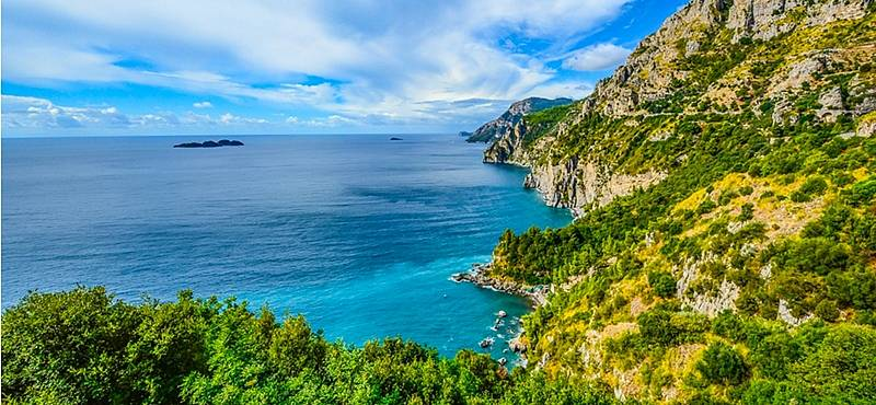 7bf6fc9d37 Sorrento, Positano, and Amalfi Tour - From Naples. From: Naples - by ...