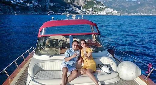 Grassi Junior Boats - Tour privato in gozzo Costiera Amalfitana