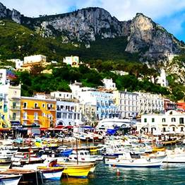 WorldTours - Capri and Pompeii: Full-day Tour from Naples