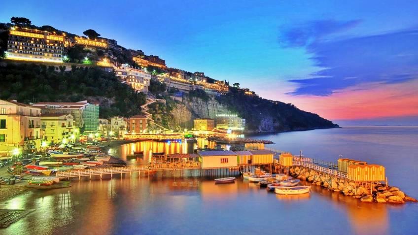 Agenzia Trial Travel - Trasferimento da Roma a Sorrento o viceversa