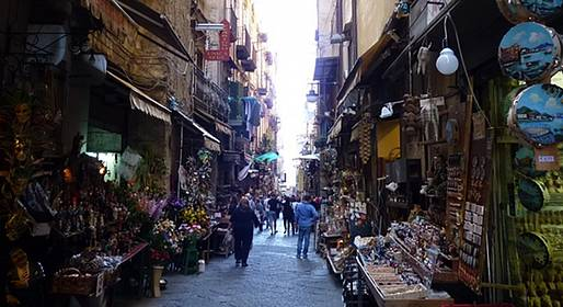 WorldTours - Guided Tour of Naples: Historic Center and Underground