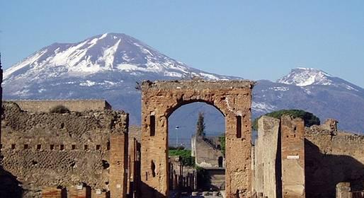 WorldTours - Pompei e Vesuvio: tour da Napoli e degustazione di vino