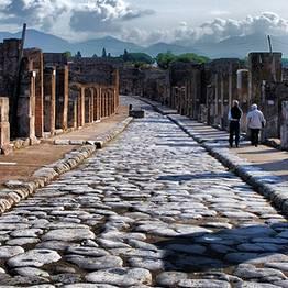 WorldTours - Escursione a Pompei e Vesuvio con degustazione di vino