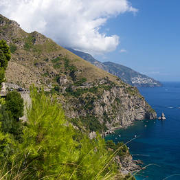 Joe Banana Limos - Tour & Transfer - Amalfi Coast - Tour di Gruppo da Sorrento