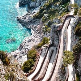 WorldTours - Capri: escursione in barca da Napoli con snorkelling
