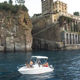 Restart Boat - Speedboat tour in Capri