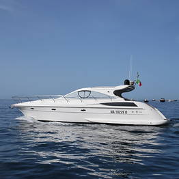 Plaghia Charter - Boat Tour of Capri via Della Pasqua 50 Yacht