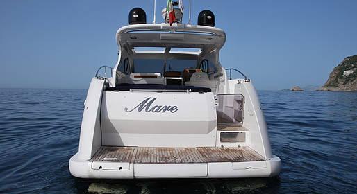 Plaghia Charter - Boat Tour of the Amalfi Coast via Della Pasqua 50 Yacht