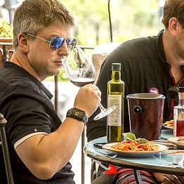 Cantina del Vesuvio - Tasting di Lacryma Christi Superiore del Vesuvio+pranzo