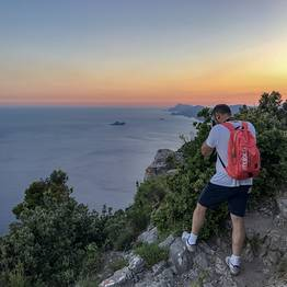 Cartotrekking - Group Guided Hike: Path of the Gods to Positano