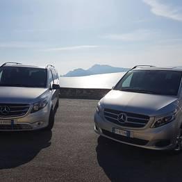 Astarita Car Service - Private Transfer Naples- Sorrento with Pompeii Stop