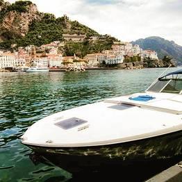 Grassi Junior Boats - Water Taxi da e per Positano