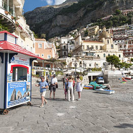 Grassi Junior Boats - Water Taxi: Positano to Amalfi, Capri, and Coast